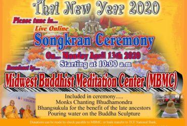 Thai New Year 2020