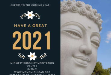 Crossed Over 2020 Chanting to 2021 and New Year Ceremony online Facebook live