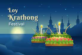 ขอเชิญร่วมงานวันลอยกระทง Loykrathong festival
